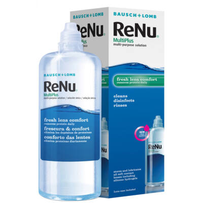 Bausch & Lomb ReNu MultiPlus kontaktlencse folyadék 360ml + 60ml