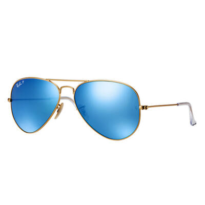 Ray-Ban napszemüveg RB3025 Aviator Large Metal 112/4L 58/14 Polarized