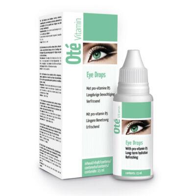 Oté Vitamin Eye Drops nedvesítő, tápláló szemcsepp 15ml