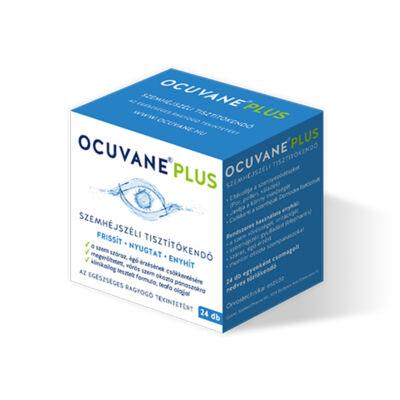 Ocuvane Plus szemhéjszéli tisztítókendő 24 db