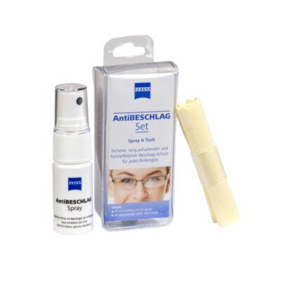 Zeiss páramentesítő spray szett (15ml)